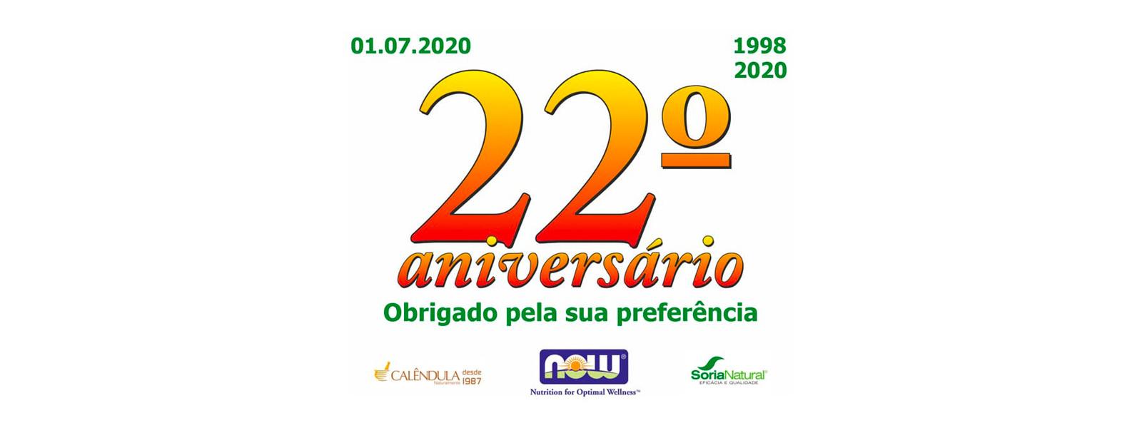 22 Aniversário Clorofila