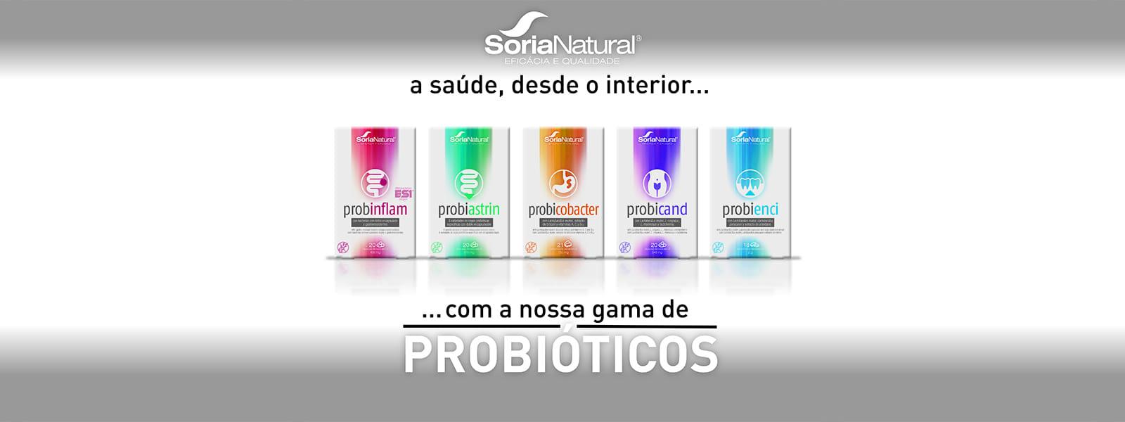 Probióticos - SoriaNatural