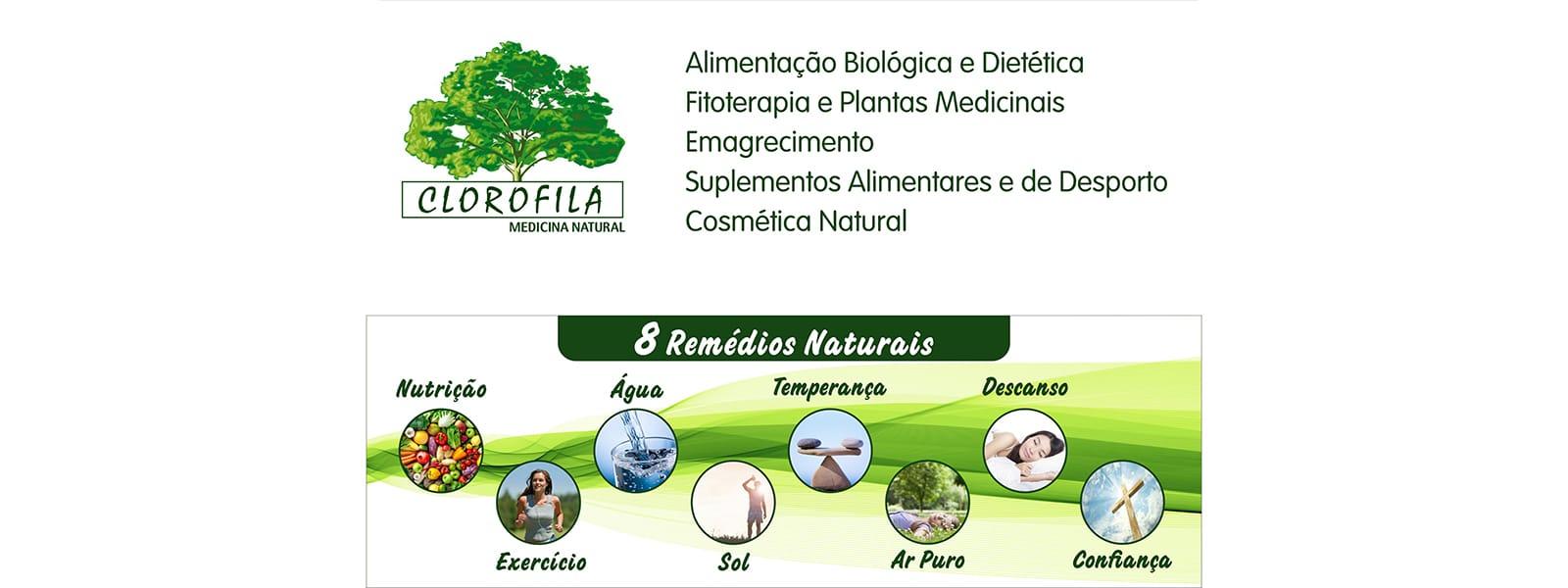 Clorofila - Medicina Natural